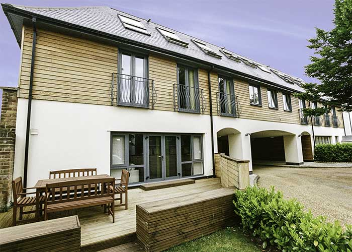 Bancroft Court, Hitchin